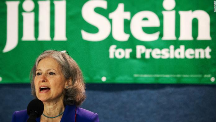 Partido Verde de EUA iniciará Convención Nacional.