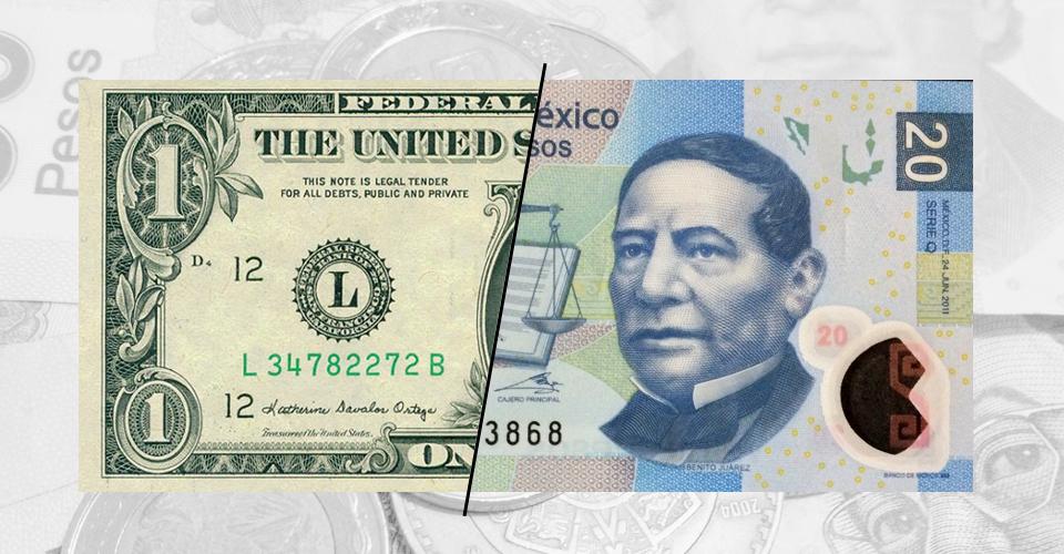 Resultado de imagen para alza de dólar mexico