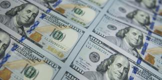 Hasta en $19.34 se vende dólar en bancos capitalinos