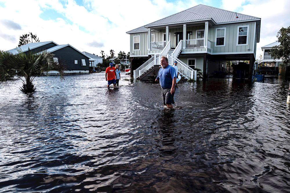 Un muerto y causa inundaciones en el sudeste de Estados Unidos deja Sally |  El Periódico USA | En español del Rio Grande Valley, Texas.