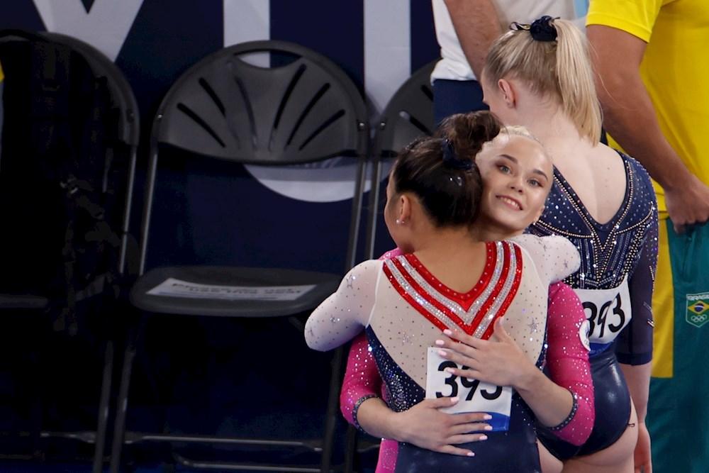 Sunisa Lee campeona por delante de Andrade, primera medallista brasileña | El Periódico USA | En español del Rio Grande Valley, Texas.