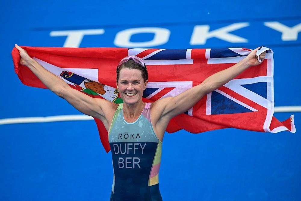 Flora Duffy, nueva campeona olímpica de triatlón   El Periódico USA   En español del Rio Grande Valley, Texas.